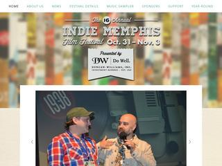 Indie Memphis Soul of Southern Film Festival