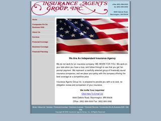 Insurance Agents Group