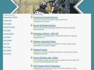 Denver Jazz on Film Festival