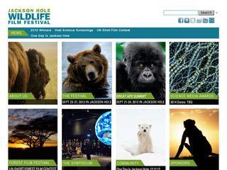 Jackson Hole Widlife Film Festival