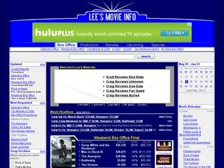 Lee's Movie Info