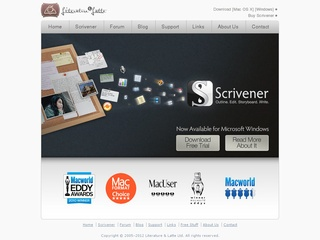Scrivener Gold (Mac)