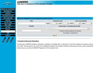 Lumiere (European Box Office)