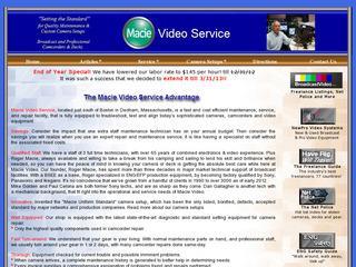 Macie Video Service