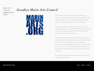 Marin Arts Council