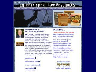 Mark Litwak (legal advice)