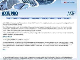 Media/Professional Insurance