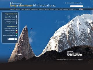 International Mountain & Adventure Filmfestival Graz