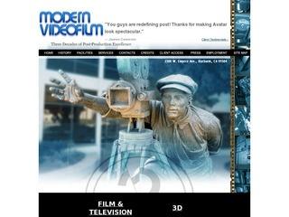 Modern VideoFilm
