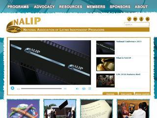NALIP (Nat. Assoc. of Latino Ind. Producers)