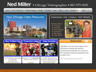Ned Miller's Videographer Resources