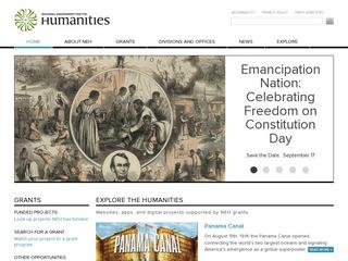 National Endowment for the Humanites