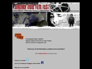 Niagara Indie FilmFest