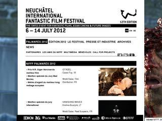 Festival International Du Film Fantastique De Neuchatel