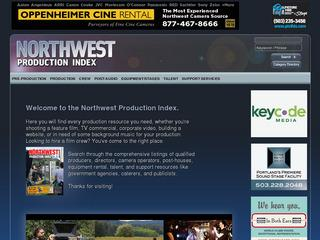 Northwest Production Index