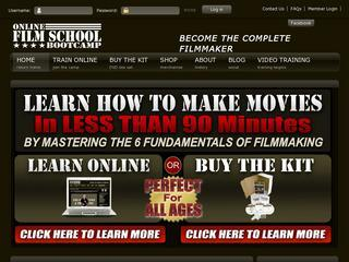 Online Film School Boot Camp