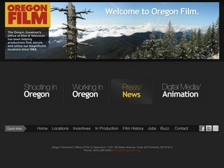 Oregon Film And Video Office