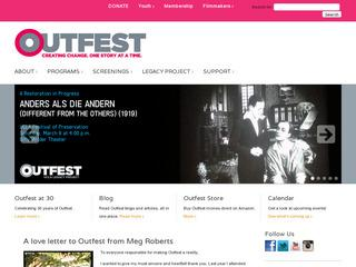 Outfest – L.A. Gay & Lesbian Film Festival