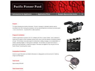 Pacific Pioneer Fund