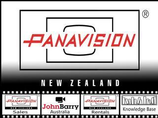Panavision New Zealand (camera rentals)