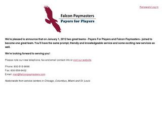 Payers For Players