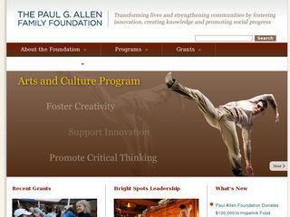 Paul G. Allen Foundations