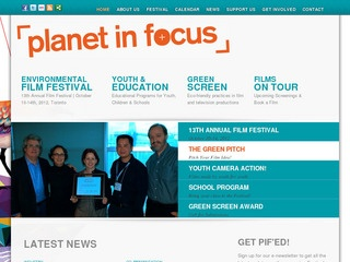 Toronto Int'l Environmental Film & Video Festival