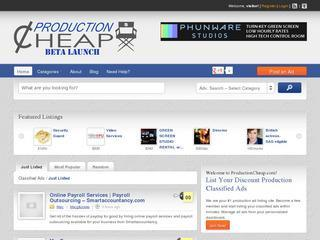 Production Classifieds