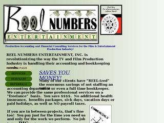 Reel Numbers