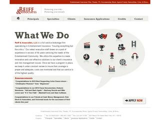D.R. Reiff & Associates Inc.