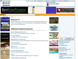 Resource 411