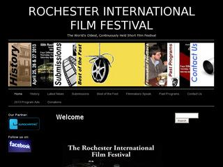 Rochester International Film Festival