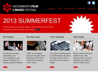 Sacramento Film and Music Festival