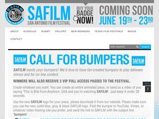 San Antonio Underground Film Festival
