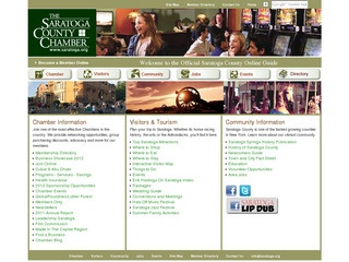 Saratoga County Film Commision