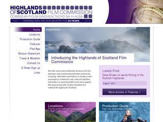 Scottish Highlands and Islands Film Commission