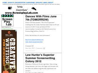 ScreenplayLab