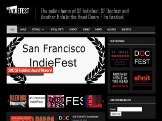 SF Indiefest: San Francisco Independent Film Festival