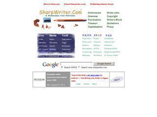 SharpWriters.com