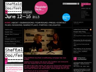 Sheffield International Documentary Festival