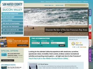 San Mateo County Convention Visitors Bureau