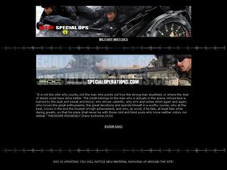 Special Operations (military)