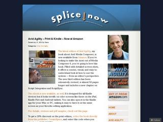 Splice Here