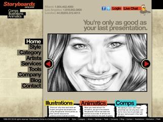 Storyboards Online
