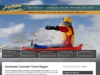 Southwest Colorado Film Commission