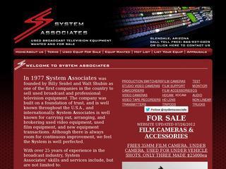 System Associates