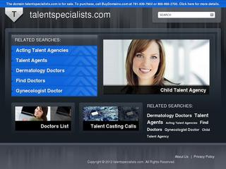 Talent Specialists