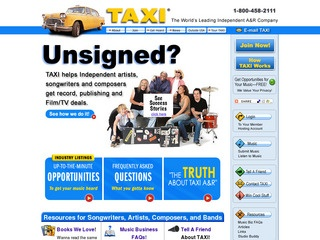 TAXI (Independent A&R)