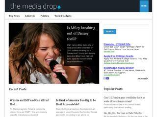 The Media Drop