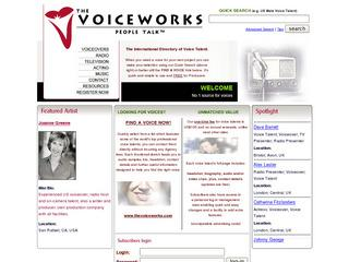 The Voice Works (voice talent)